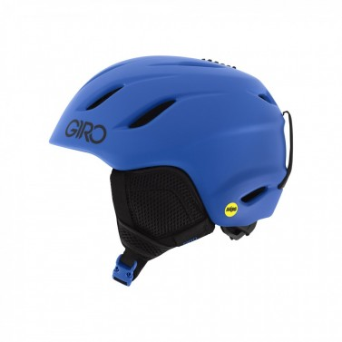 Helma juniorská Giro Nine JR  MIPS - matte blue - M
