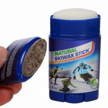 Holmenkol NATURAL SKIWAX STICK (50g)