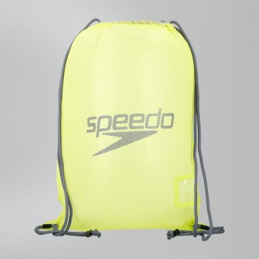 Pytel Speedo Equip mesh bag - green/grey