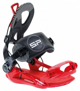 SP Fastec Private red/black