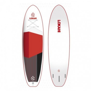 Plovák SUP Lokahi W.E.Enjoy Red 10'6''x33''x5''
