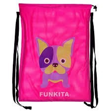 Pytel Funkita Mesh bag - pooch party