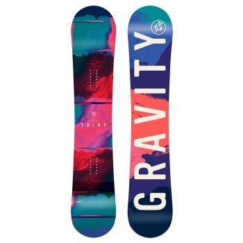 Snowboard Gravity Fairy 135