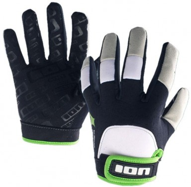 Rukavice ION Amara Gloves Long - green