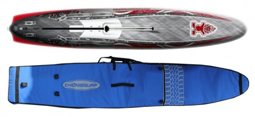Boardbag na Starboard Phantom 377, 377 L - model RACE + ( AEROBAG )