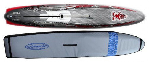 Boardbag na Starboard Phantom 377 - model FREE+