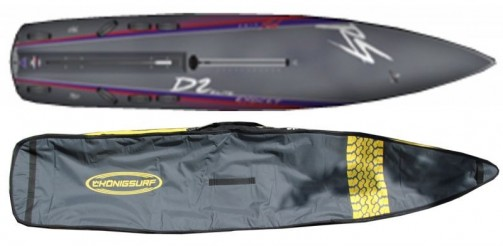 Boardbag na Exocet RS D2 Elite - model FREE +