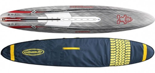 Boardbag na Starboard Phantom 380 - model FREE