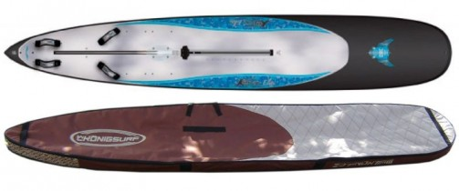 Boardbag pro Exocet RS Elite 380 - model RACE