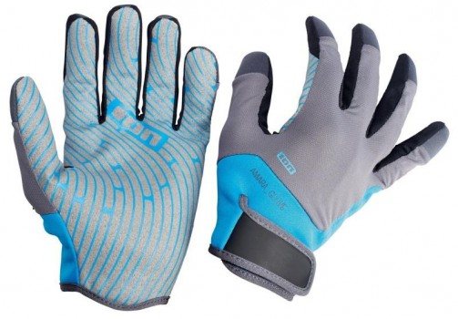 Rukavice ION Amara Full Finger - blue/grey