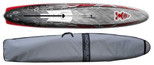 Boardbag pro Starboard Phantom 377 - model FLIPPER 5