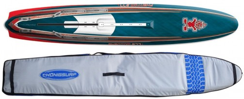 Boardbag na Starboard Phantom 377 L - model FREE+