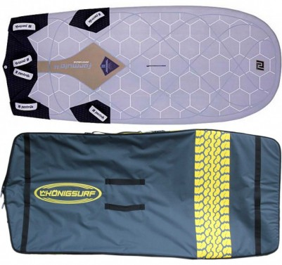 Boardbag na PD Airinside 4 formule - model FREE